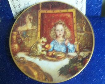 Frog Prince Decorative Plate