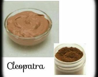 Mineral Powder Foundation: Cleopatra