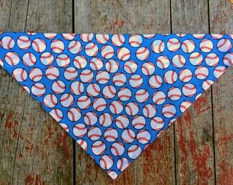 Dog-gone great! Dog Bandanas - baseball