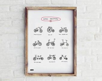 Bikes Explained