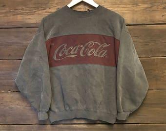 Vintage Coca-Cola Sweatshirt