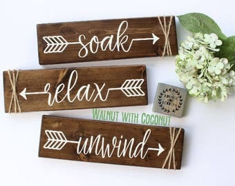 Bathroom Wall Decor Etsy - Bathroom wall decor