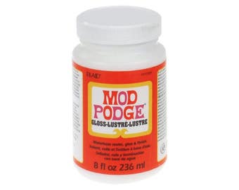 8oz Mod Podge Gloss Finish Craft  Glue Adhesive Sealer Medium 236ml