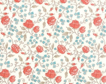 Moda Fabric - Sweetness - Sandy Gervais - 17851 11 - Cotton fabric by the yard