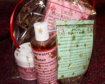 Naturally Radiant Skin gift package