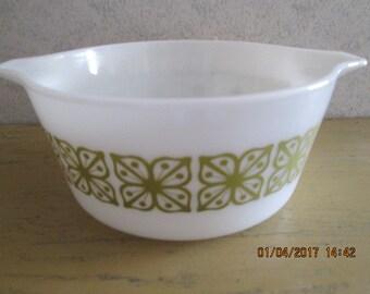 Pyrex Flower Pyrex Verde Pyrex Green Pyrex Vintage Pyrex Cinderella Pyrex Mixing Pyrex Vintage Pyrex Nesting Pyrex Verde Pyrex Green