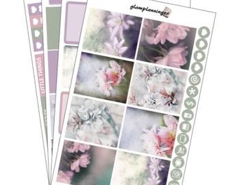 Full kit - Soft focus flowers