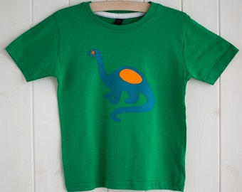 Boy's Dinosaur T-shirt - Boys Clothing - Boys Tops - Boys T-shirts - Boys T Shirt - Gifts for Boys - Dinosaur - Kid's Tops - Boys Tshirts