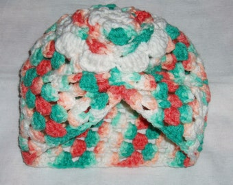 Crochet Chemo Turban