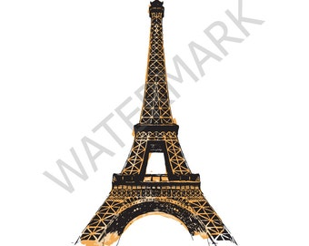 Eiffel Tower Limited Edition Print