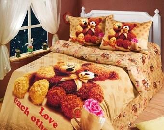 Bed linen 100% cotton