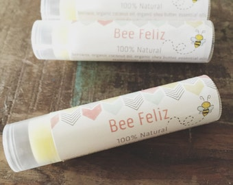 All Natural Lip Balm 4 pack