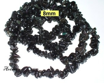 1 Onyx Black chain 8 mm (794.2)