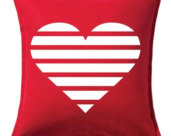 Heart  -  Valentines Day Pillow