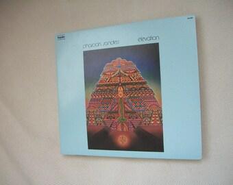 """Pharoah Sanders """"Elevation"""" CD"""
