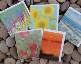 Greeting cards, blank cards, floral cards, marine cards, art cards, ethnic cards, birthday cards, thank you cards