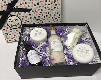 Pamper Me Spa Gift Set