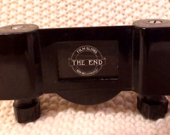 1930s One-of a Kind film viewer with dental slides
