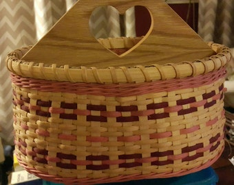 TLC Heart Basket