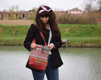 Polack: reversible purse. two in one!