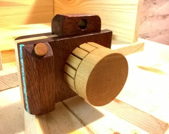 Little Wooden Camera