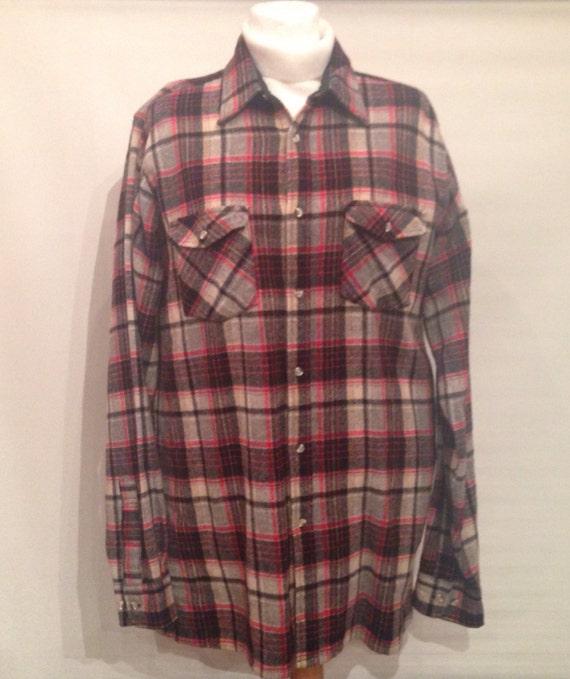 Vintage flanell shirt EV1