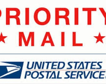Upgrade to USPS Priority Mail (for regular/small packages ONLY)
