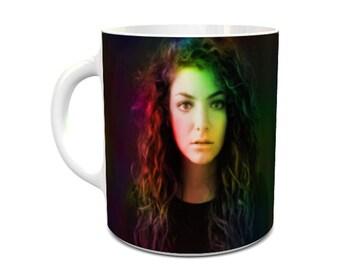 Lorde mug Lorde tea coffee mug