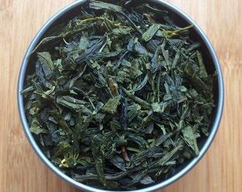 Peppered Mango Mint Loose Leaf Tea & Hand-Filled Tea Bags