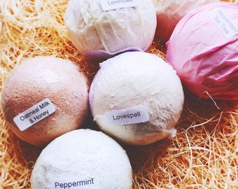 Lovely Bath Bombs For Your Only Love