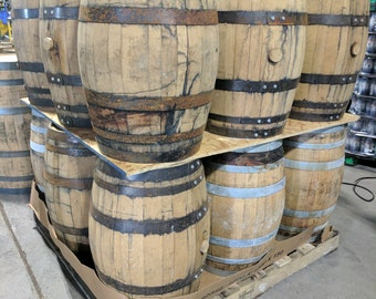 15 Gallon Bourbon Barrel