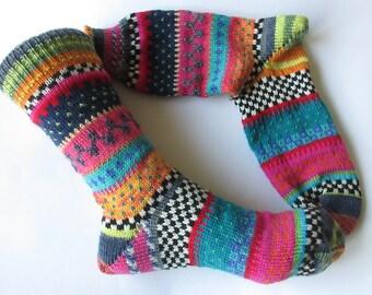 Colorful socks Nele Gr. 39 / 40