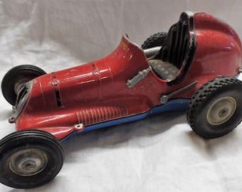 Vintage Roy Cox Thimble Drome Champion Tether Car