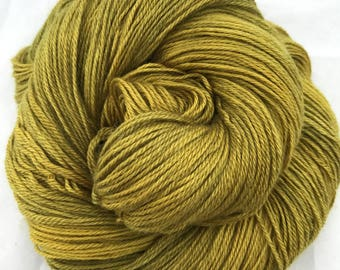 Harecastle - Superwash Blue Faced Leicester, Silk & Cashmere Splendiferous Sock 100g