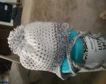 Beautiful Winter Baby Hat