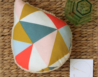 Mini cushion drop Scandinavian / cushion decoration / Interior Decoration / geometric