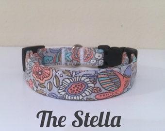 The Stella Dog Collar by LucyBDesignCo