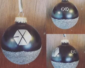 EXO Christmas Ball Decoration