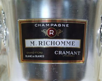 M.Richomme Champagne Ice bucket