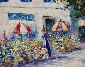009 - Paris Flower Market