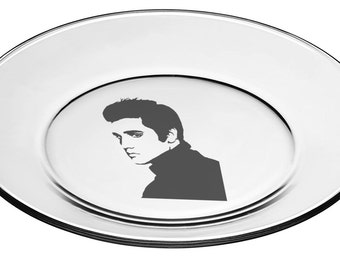 Glass Plate- Custom Design