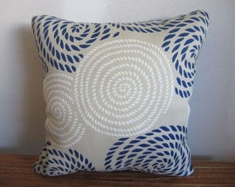 Spiral Throw Pillow