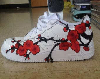 Embroidered Air Forces