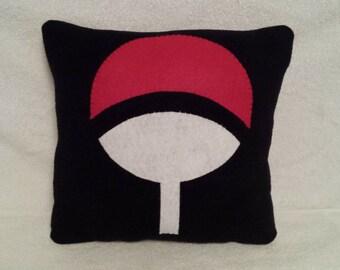 Uchiha Crest Pillow