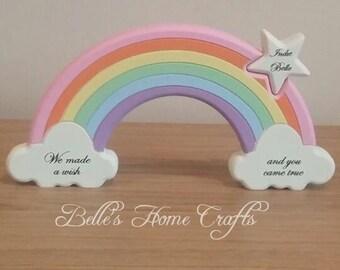 Rainbow nursery | Etsy