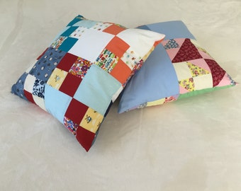 Quilted pillows (set of 2)