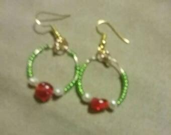 Cinco DE Mayo Drop Earrings