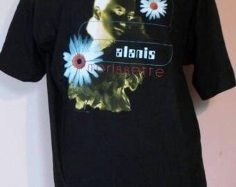 Alanis Morissette Tour T~Shirt 1996