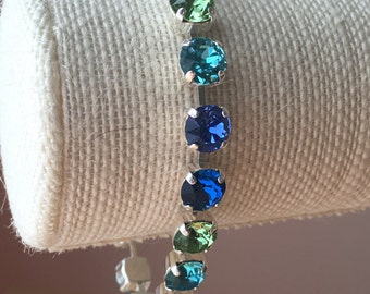 Swarovski Crystal 8mm Bracelet