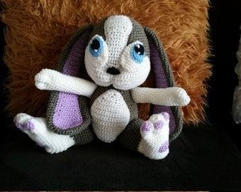 Amigurumi Rabbit - crocheted